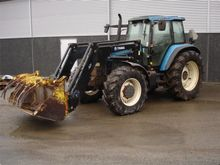 1999 New Holland 8560 DL M/LÆSS
