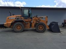 Used 2005 Case 721D