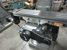 Bridgeport Series 1 Used 2 Axis