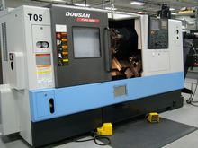 Doosan Puma 300M Used CNC Turni