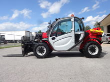 Used 2013 Manitou MT