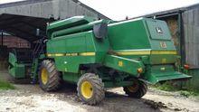 1993 John Deere 2056 RBM Agricu
