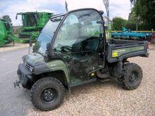 2012 John Deere XUV 855D Gator