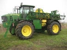 2012 John Deere 5430i RBM Agric