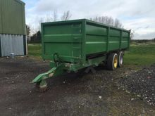 1995 Marston Trailers Group 14T