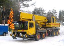 Lokomo A 353 NR - 50 ton