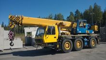 Krupp KMK 3050 - 50 ton