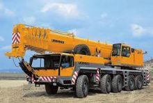 Liebherr LTM 1160/2 - 160 ton