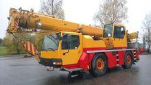 Used Liebherr LTM 10
