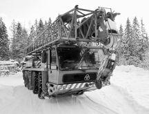 Krupp KMK 4055 - 60 ton