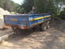 2009 Fleming TR8 Cereal tipping