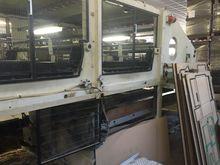BOBST 1575 EE, Folding Machine