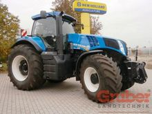 2014 New Holland T 8.420
