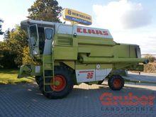 1985 CLAAS Dominator 96