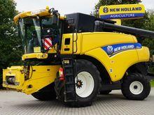 2013 New Holland CR 8080 Allrad
