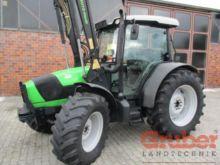 2010 Deutz-Fahr Agrofarm 420