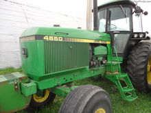 1983 John Deere 4650
