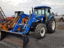 Used HOLLAND TD5050