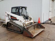 Used 1990 BOBCAT T18