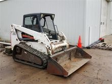 Used BOBCAT T180 in