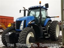 2006 NEW HOLLAND TG255