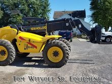 2000 NEW HOLLAND LM640