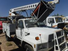 Used 1990 FORD F600