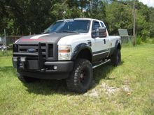2008 FORD F250 SUPER DUTY XLT 4