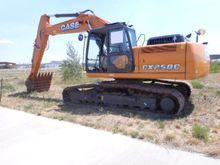 2014 CASE CX250C