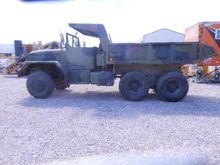 1967 KAISER M41 5 ton 6x6 dump
