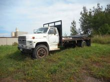 Used 1986 FORD F800