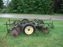 1967 BURCH FARM IMPLEMENTS 9 TA
