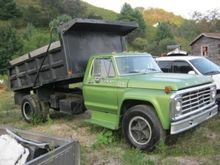 Used 1973 FORD F700