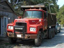 1974 MACK DM600