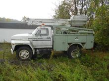 1982 FORD F600