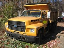 Used 1991 FORD F800