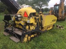 2007 BOMAG PROPAVER 814 2
