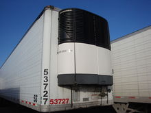 2007 GREAT DANE 53 FT REEFER 70