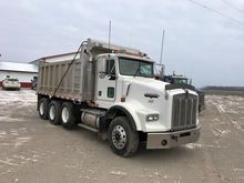 2002 KENWORTH T800 Heavy Duty S