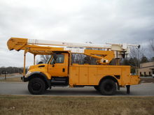 2007 INTERNATIONAL 7300DT466