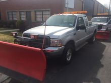 2004 FORD F250 Super Duty Crew