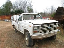 1982 FORD F250