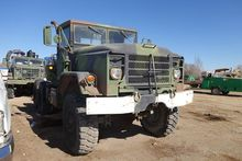 1991 BMY M921A2 6x6 5 ton tract