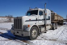 1990 PETERBILT 378 Tandem axle