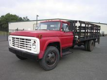 1975 FORD F600