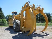 1975 WAGNER L 90 LOG LOADER