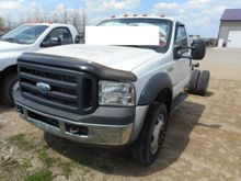 2006 FORD F550 SD