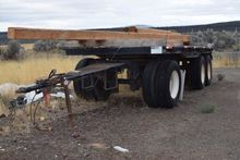 1996 Pierce 21' Flat Bed with P