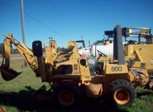 1998 CASE 560