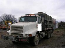 1991 INTERNATIONAL 8100 6X4